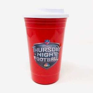 🆕 Authentic / Official NFL Football travel mug